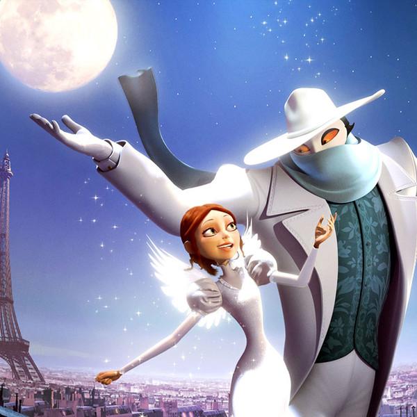 OST Монстр в Париже