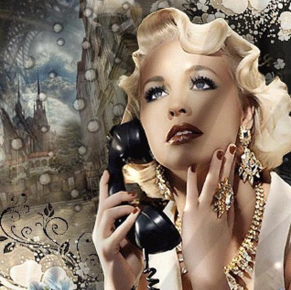 О телефонных звонках...